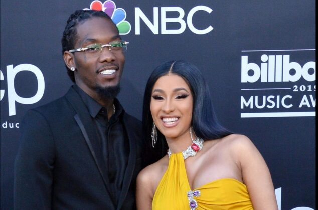 Cardi B Completely Nude, Offset Shares Racy Photo   toofab.com